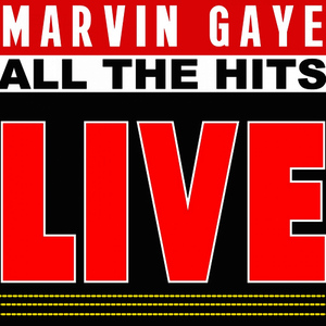 Albumcover Marvin Gaye - Marvin Gaye Sings All the Hits (Live)