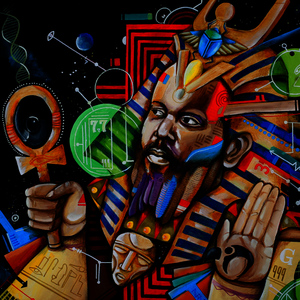 Albumcover Ras G - Back on the Planet