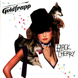 Albumcover Goldfrapp - Black Cherry