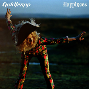 Albumcover Goldfrapp - Happiness