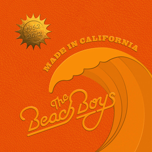 Albumcover The Beach Boys - Made In California