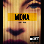 Albumcover Madonna - MDNA World Tour