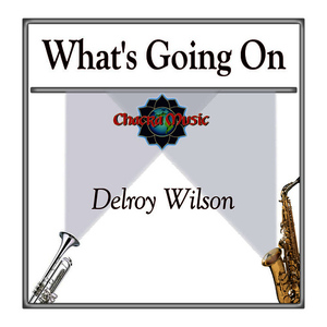 Albumcover Delroy Wilson - What's Going On