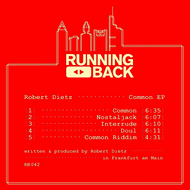Albumcover Robert Dietz - Common EP