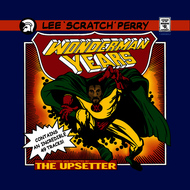 "Albumcover Lee ""Scratch"" Perry - The Wonderman Years"