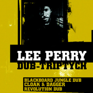 "Albumcover Lee ""Scratch"" Perry - Dub-Triptych"