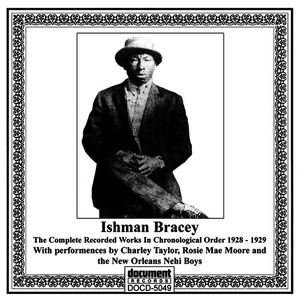 Albumcover Ishman Bracey & Charley Taylor - Ishman Bracey & Charley Taylor - Complete Recorded Works in Chronological Order (1928-1929)