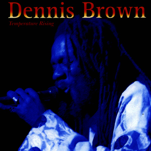 Albumcover Dennis Brown - Temperature Rising