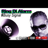 Busy Signal - Ring Di Alarm - Single