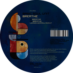 Albumcover Basic Soul Unit - Breathe