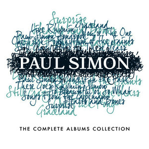 Albumcover Paul Simon - Complete Albums Collection