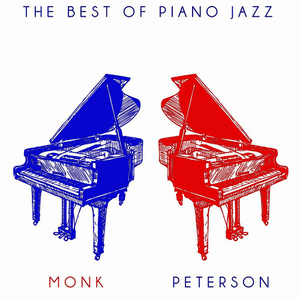 Albumcover Thelonious Monk - The Best of Piano Jazz: Monk & Peterson