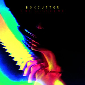 Albumcover Boxcutter - The Dissolve