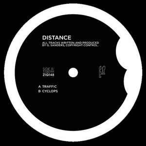 Albumcover Distance - Traffic