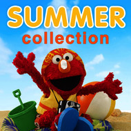 Albumcover Sesame Street - Summer Collection