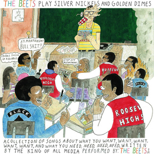 Albumcover The Beets - Play Silver Nickels and Golden Dimes