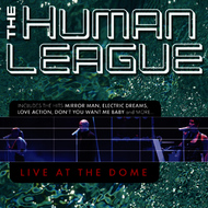 Albumcover The Human League - Live at the Dome