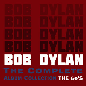 Albumcover Bob Dylan - The Complete Album Collection - The 60's