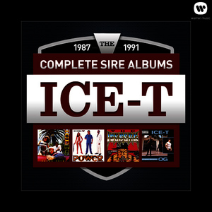 Albumcover Ice-T - The Complete Sire Albums 1987 - 1991