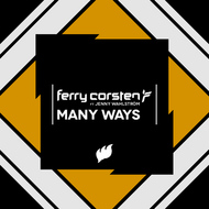 Albumcover Ferry Corsten featuring Jenny Wahlstrom - Many Ways