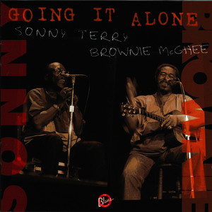 Albumcover Sonny Terry, Brownie McGhee - Going It Alone