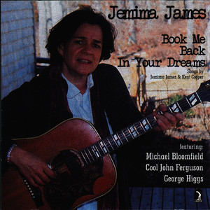 Albumcover Jemima James - Book Me Back in Your Dreams