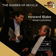 Albumcover Academy of St. Martin in the Fields Orchestra - The Barber of Neville