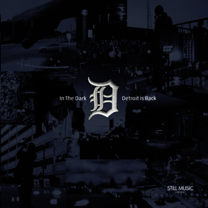 Albumcover Various Artists - In The Dark: Detroit Is Back