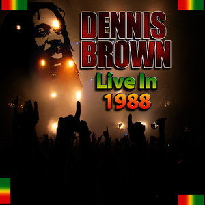 Albumcover Dennis Brown - Live! Channel