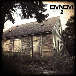 Albumcover Eminem - The Marshall Mathers LP2