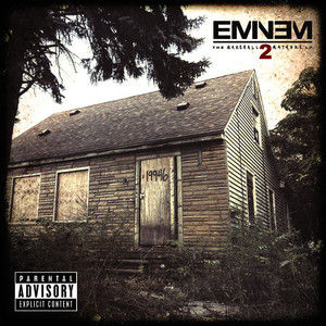 Albumcover Eminem - The Marshall Mathers LP2 (Deluxe)