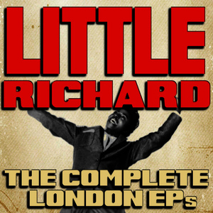 Albumcover Little Richard - The Complete London Eps