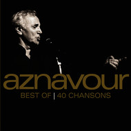 Albumcover Charles Aznavour - Best of 40 chansons