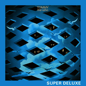 Albumcover The Who - Tommy (Remastered 2013 Super Deluxe Edition)