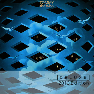 Albumcover The Who - Tommy (Remastered)