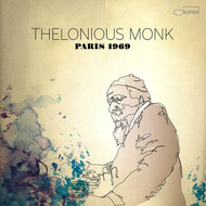 Albumcover Thelonious Monk - Paris 1969 (Live From Salle Pleyel, Paris, France/1969)