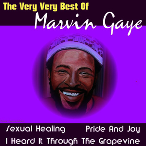 Albumcover Marvin Gaye - The Very Best of Marvin Gaye