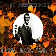 Albumcover Buddy Holly - The Outstanding Buddy Holly, Vol. 2