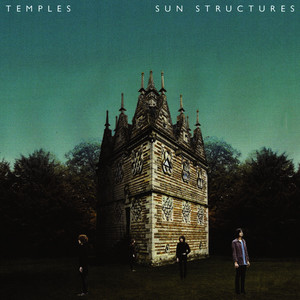 Albumcover Temples - Sun Structures