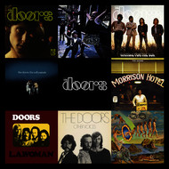 Albumcover The Doors - The Complete Studio Albums