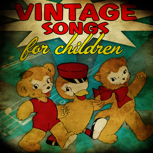 Albumcover Margaret Murray & Chorus Of The Children's Opera Group - Vintage Songs for Children