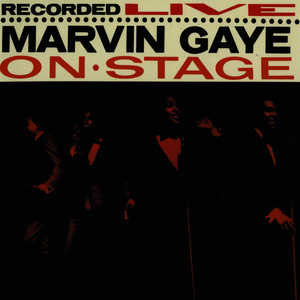 Albumcover Marvin Gaye - Recorded Live on Stage