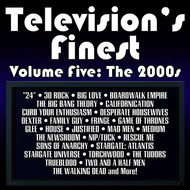 Dominik Hauser - Television's Finest: Volume Five - The 2000's