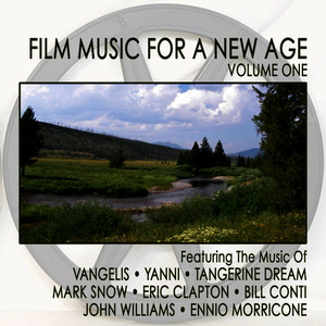Albumcover Dominik Hauser - Film Music for a New Age, Vol. 1