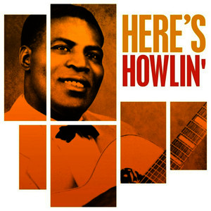 Albumcover Howlin' Wolf - Here's Howlin'
