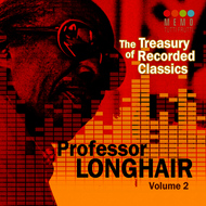 Albumcover Professor Longhair - The Treasury of Recorded Classics: Professor Longhair, Vol. 1