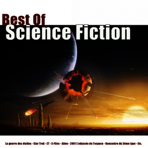 Albumcover Hollywood Pictures Orchestra - Best of Science Fiction
