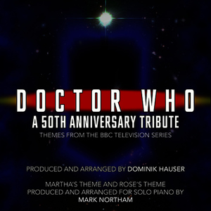 Albumcover Dominik Hauser - Doctor Who: A 50th Anniversary Tribute