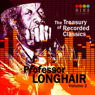 Albumcover Professor Longhair - The Treasury of Recorded Classics: Professor Longhair, Vol. 2