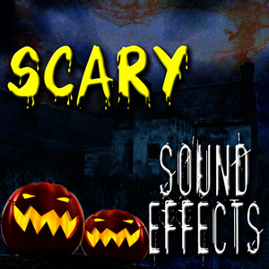 Albumcover Halloween Sound FX - Scary Sound Effects